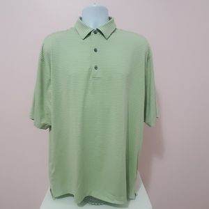 Foot joy men's polo golf shirt